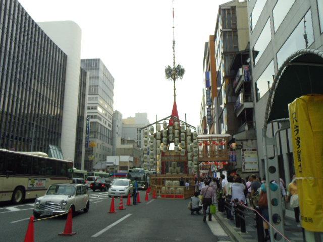 京都観光 四条通り